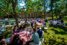 Cookout on the Quad 8/19/18 @ John Carroll University - Dolan Center for Science and Technology | University Heights | Ohio | United States
