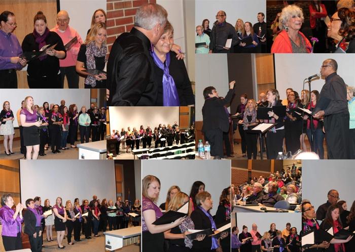 JCU April 2013 Intergenerational Choir