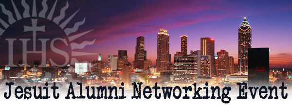 ATL Jesuit Networking Event Header