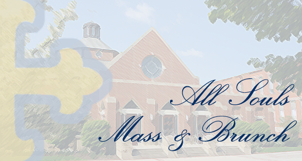 All Souls Mass Tater 2013