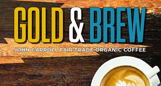 Gold and Brew Coffee