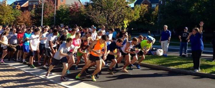 Race Photo Footprints 2014