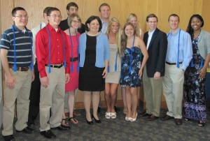 Senior luncheon 2012 1
