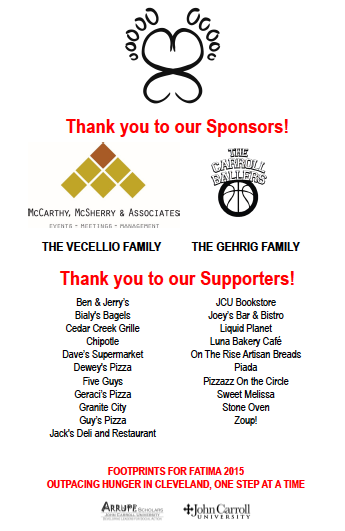 Thank you 2014 Sponsors!