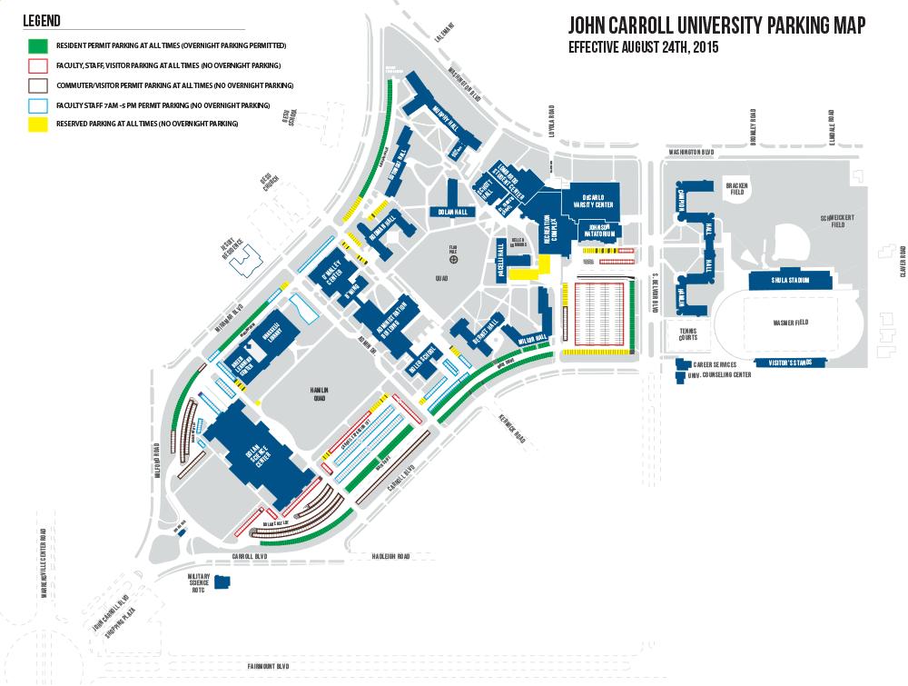 PARKING MAP OF JCU 82115