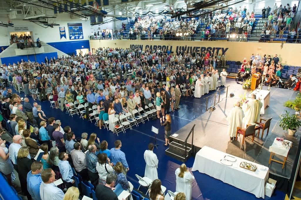 2015 Baccalaureate Mass
