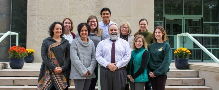 Meet the Staff - Campus Ministry