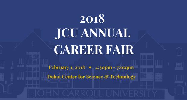 JCU Annual Career Fair