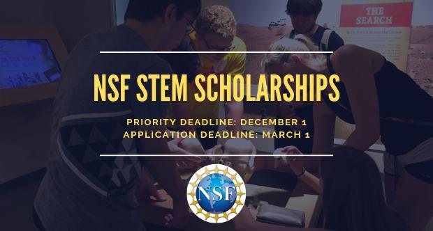 NSF STEM Scholarships