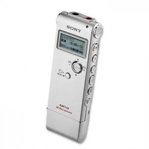 Sony ICD-UX70 Audio Recorder