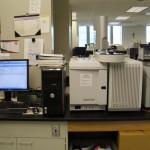 Agilent (formerly Varian) 3900 GC - Saturn 2100T Ion Trap MS equipped with a CP8410 Autosampler; MS/MS and Chemical Ionization capabilities