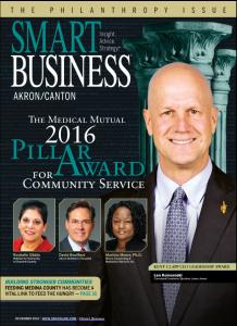 smart business 2016 pillar award