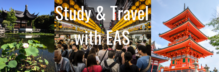 Study and Travel with EAS