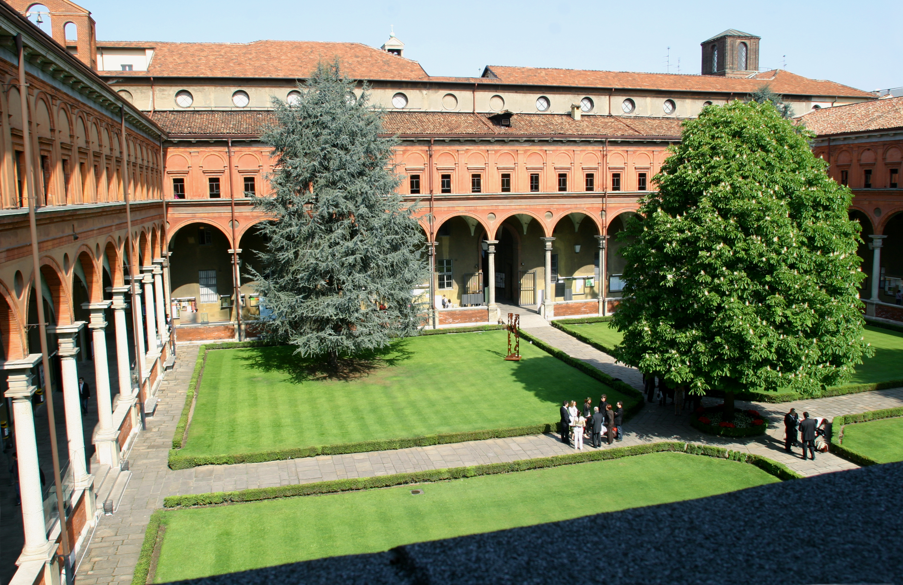 Universit cattolica del sacro cuore milan italy for Universita milano