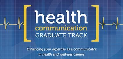 Health Communication Graduate Track – Graduate Studies