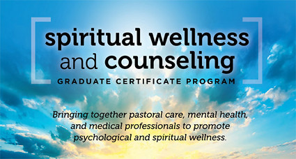Spiritual Wellness and Counseling Graduate Certificate