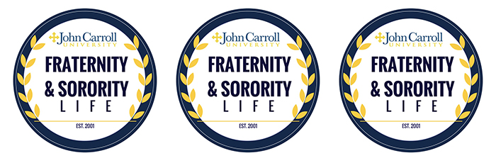 JCU Fraternity and Sorority Life