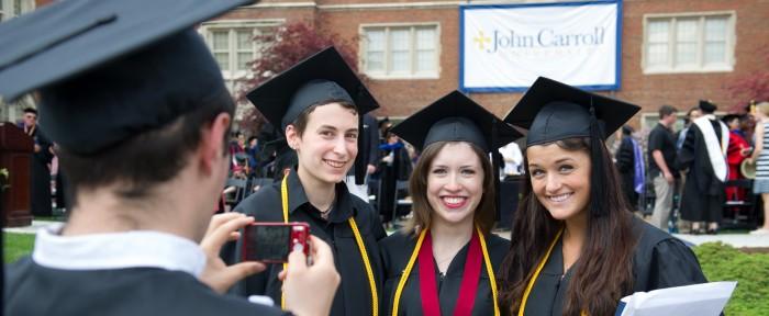 116b JCU Graduation 2013