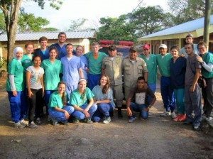 Group Photo - Wearing Scrubs