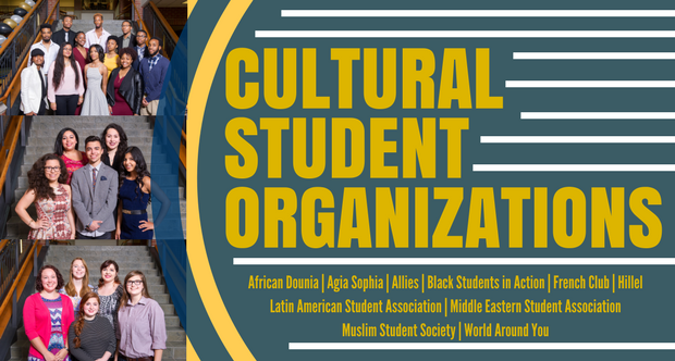 Cultural Student Organizations
