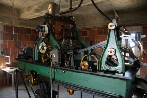 Graselli Tower Clock Gears
