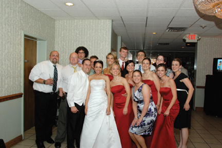 Beth swindell wedding