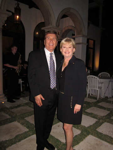 Bill '64 and Kim Cook