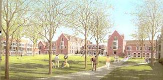 Hamlin Quad rendering