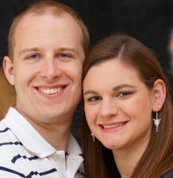 Erik Fink '08 and Christina Martin plan to marry in July 2014.