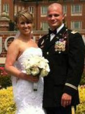 Allissa Moore married Mike Schmitt.