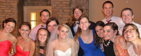 The Serey-Spangler wedding