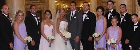 The Mastin-Hauber wedding