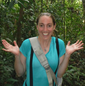 Lauren Asquith participated in Miami University's Earth Expeditions global field course in Borneo.