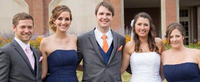 The Wismer-Karolczak wedding