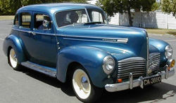 1941 Hudson