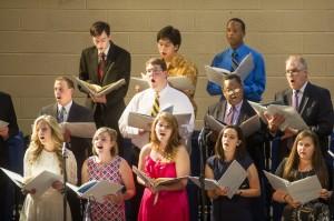 01-JCU-2013-Baccalaureate-Mass