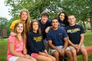 JCU Students