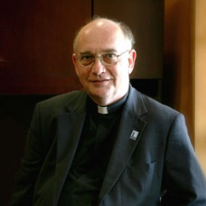 Father Robert L. Niehoff, S.J.