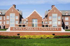 Picture of John Carroll University building