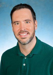Dr. James Watling, assistant professor ofBiology