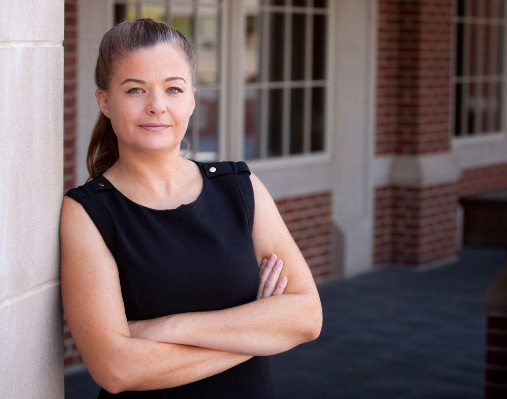 Photo of Dr. Jen Ziemke
