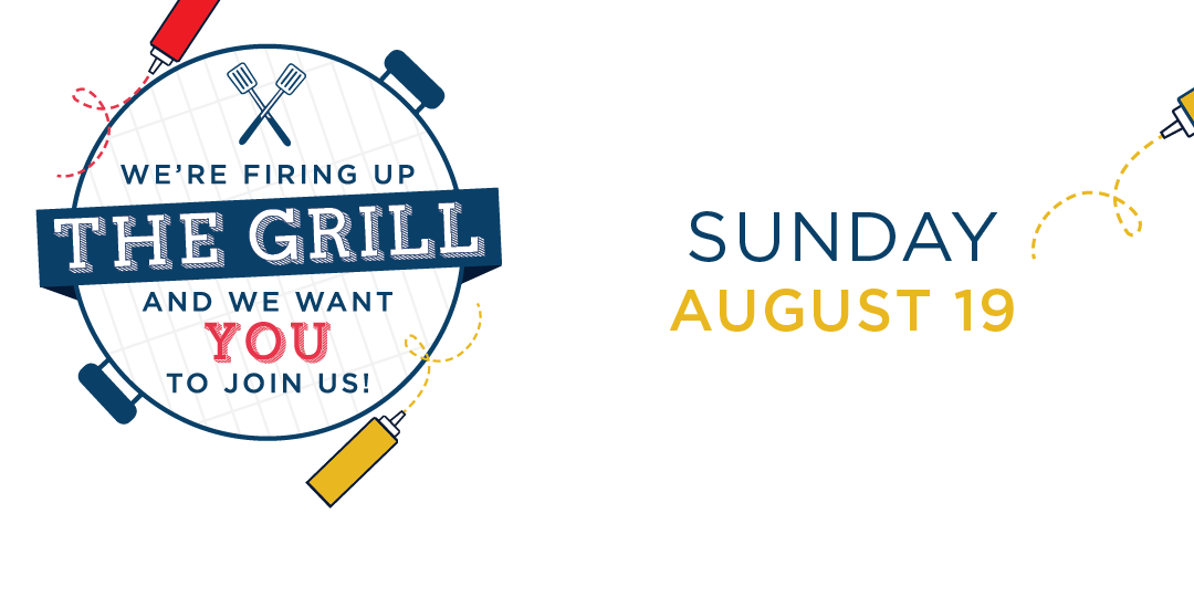 Join us for our summer visit events, Cookouts on the Quad, on August 19