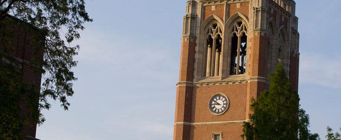 John Carroll University Clock Tower