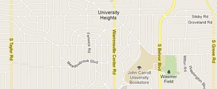 JCU Location