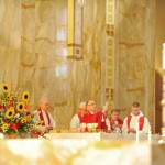 125th Mass of the Holy Spirit – September 2011.