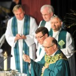 Homecoming and Magis Mass, October 2012