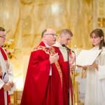 Mass of the Holy Spirit, September 2012