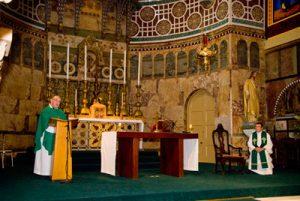 JCU Mass in Ireland, September 2012