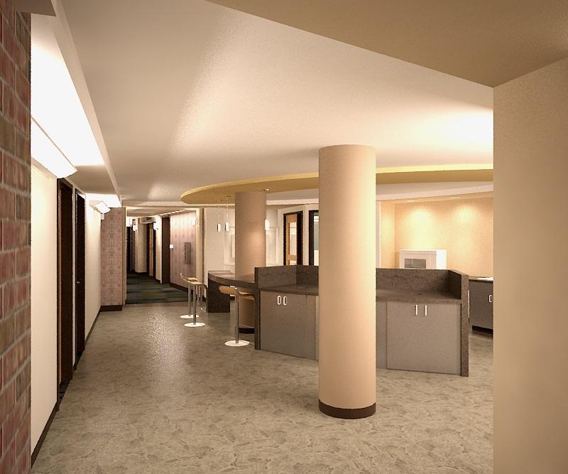 MUR-Kitchen Lobby