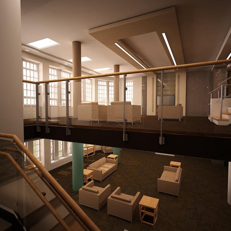 MUR-Main Lobby